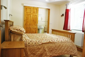 Typical interior of our self catering accommodation