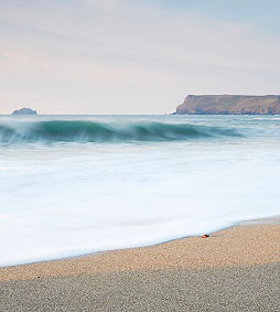 Polzeath Beach with Surf Cornwall